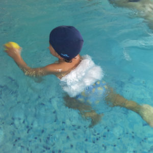 salvagente per neonato per mare