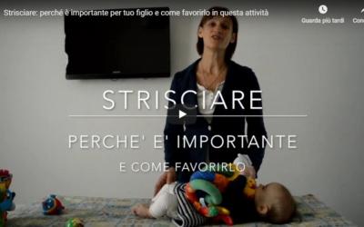 STRISCIARE: perché è importante per tuo figlio